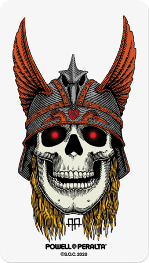 Powell Peralta ANDY ANDERSON DECAL single