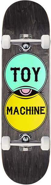Toy Machine VENNDIAGRAM COMPLETE-7.75