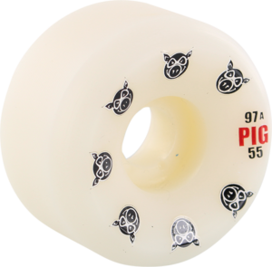 PIG CONICAL MULTI PIG 55mm 97a WHITE x4