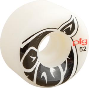 PIG CONICAL 3D PIG 52mm 101a WHITE x4