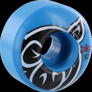 PIG PROLINE HEAD 52mm BLUE x4