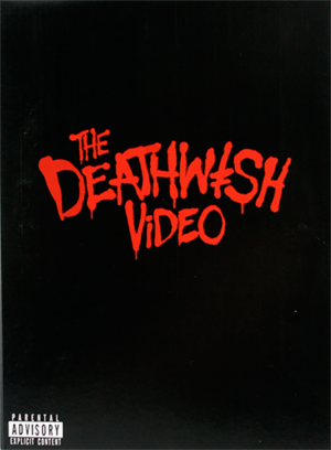DEATH WISH THE DEATHWISH VIDEO DVD STD.EDITION