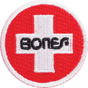 BONES BEARINGS SWISS CIRCLE PATCH 1.5