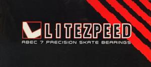 LITEZPEED BEARINGS ABEC-7 RED