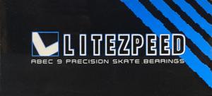 LITEZPEED BEARINGS ABEC BLUE