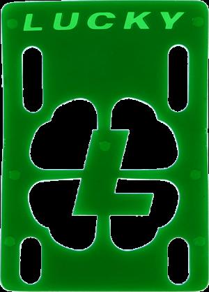 LUCKY GREEN 1/8