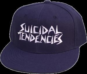 SUICIDAL ST OG HAT ADJ-NAVY