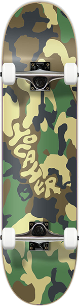 YOCAHER CAMO COMPLETE-8.0 GREEN
