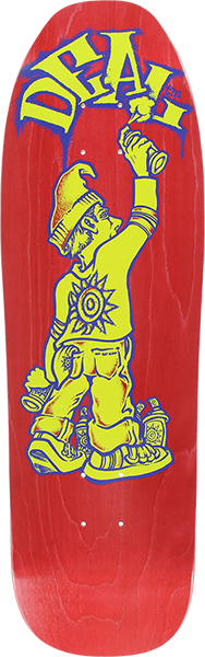 ND TAGGER SP DECK RED