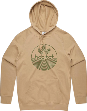 HABITAT LEAF DOT 3D HD/SWT TAN