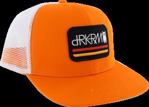 DARKROOM ROVER MESH CAP HAT MESH ORANGE