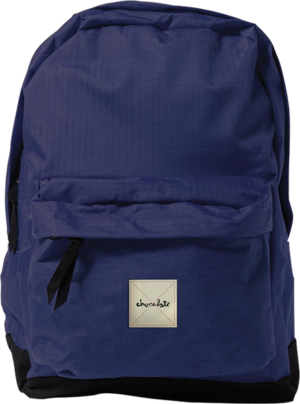Chocolate MISSION BACKPACK NAVY/BLK