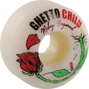 GHETTO CHILD HAYWOOD CONCRETE ROSE 53mm x4