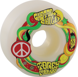 GHETTO CHILD PUDWILL PEACE 52mm x4