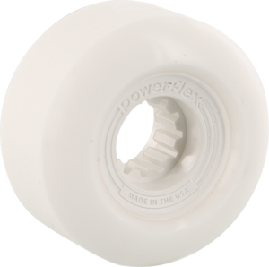 POWERFLEX GUMBALL 54mm 83b WHT/WHT x4