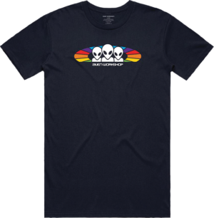 Alien Workshop SPECTRUM SS M-NAVY