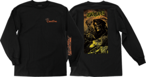 CREATURE ROADSIDE TERROR L/S BLACK