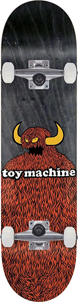 Toy Machine FURRY MONSTER COMPLETE-8.25