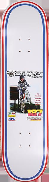 PIZZA KOVACS BMXER DECK-8.25