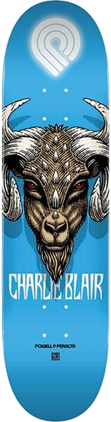 Powell Peralta BLAIR GOAT 2 DECK BLUE