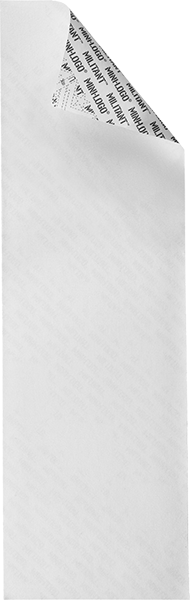 Mini Logo GRIP SINGLE SHEET 10.5x35.5 CLEAR