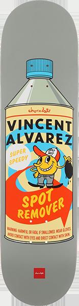 Chocolate ALVAREZ HECOX ESSENTIALS DECK-8.25