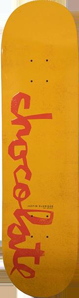 Chocolate ELDRIDGE OG CHUNK WR40D3 DECK-7.87