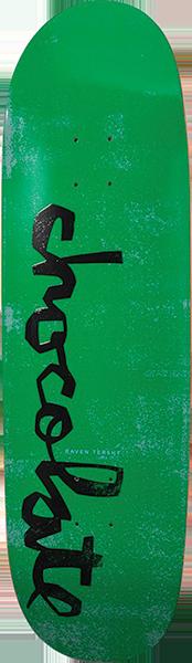 Chocolate TERSHY OG CHUNK WR40D3 DECK-9.25x32