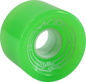 ACID JELLY SHOTS 59mm 82a GREEN x4