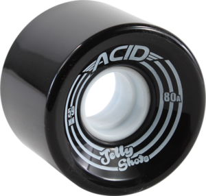 ACID JELLY SHOTS 59mm 82a BLACK  x4