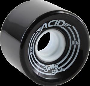 ACID JELLY SHOTS 82a BLACK x4