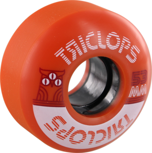 TRICLOPS CRUSH 53mm ORG x4