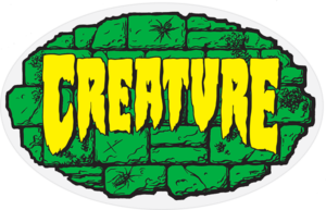 CREATURE CRYPT DECAL 4