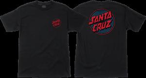 Santa Cruz DEPTH DOT SS BLACK