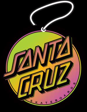 Santa Cruz CONTRA DOT AIR FRESHENER
