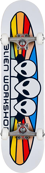 ALI SPECTRUM COMPLETE-8.0 WHITE