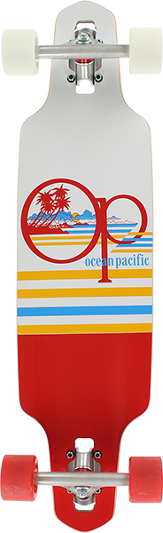 OP OFFSHORE LB COMPLETE-8x31.5 OFF-WHT/RED