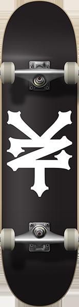 ZY OG 95 CRACKERJACK COMPLETE-8.0 BLK/WHT