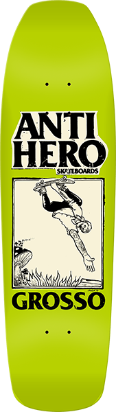 Anti Hero GROSSO LANCE DECK