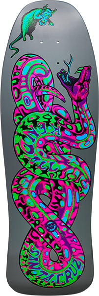 Santa Cruz KENDALL SNAKE DECK-9.97x30.12 BLACKLIGHT