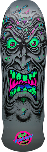 Santa Cruz ROSKOPP FACE REISSUE DECK-9.5x31 BLACKLIGHT