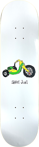 SJ THREE WHEELER DECK