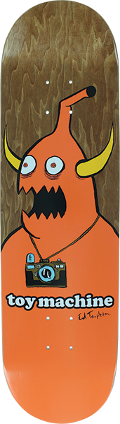 Toy Machine TEMPLETON CAMERA MONSTER DECK