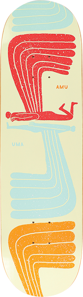 UMA WINGWING DECK-8.0