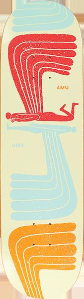 UMA WINGWING DECK