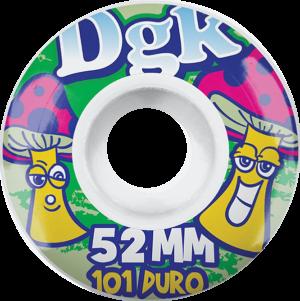 DGK LAFFY 52MM WHITE x4