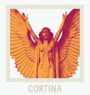 CORTINA WINGS STICKER