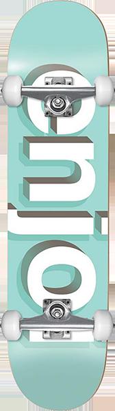 ENJOI HELVETICA NEUE COMPLETE-8.0 AQUA