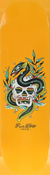 5BORO FISH STATEN ISLAND EEL DECK