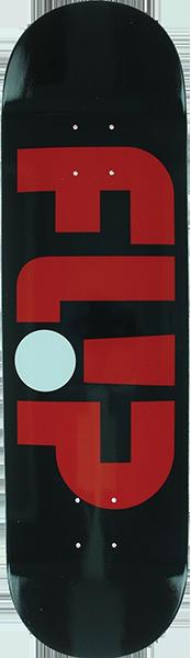 FLIP ODYSSEY LOGO DECK-8.25 BLACK